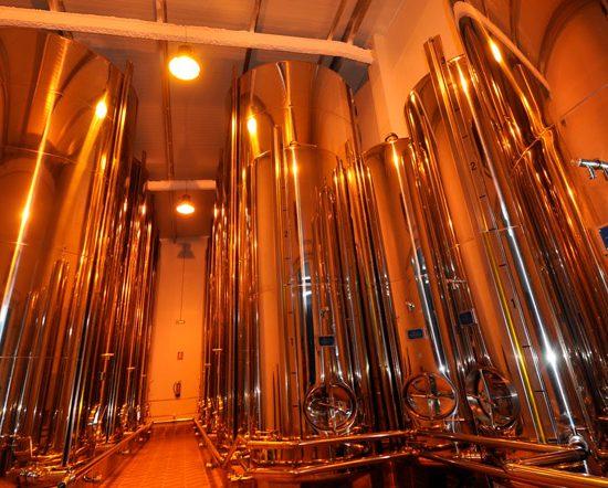 La Almazara Quaryat Dillar cuenta con un sistema de climatización novedoso que permitirá mantener siempre el aceite de oliva a una temperatura idónea