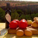 Receta para elaborar salmorejo andaluz usando aceite de oliva virgen extra premium Quaryat Picual
