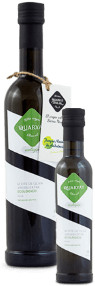 Quaryat organic extra virgin olive oil. Early harvested oil